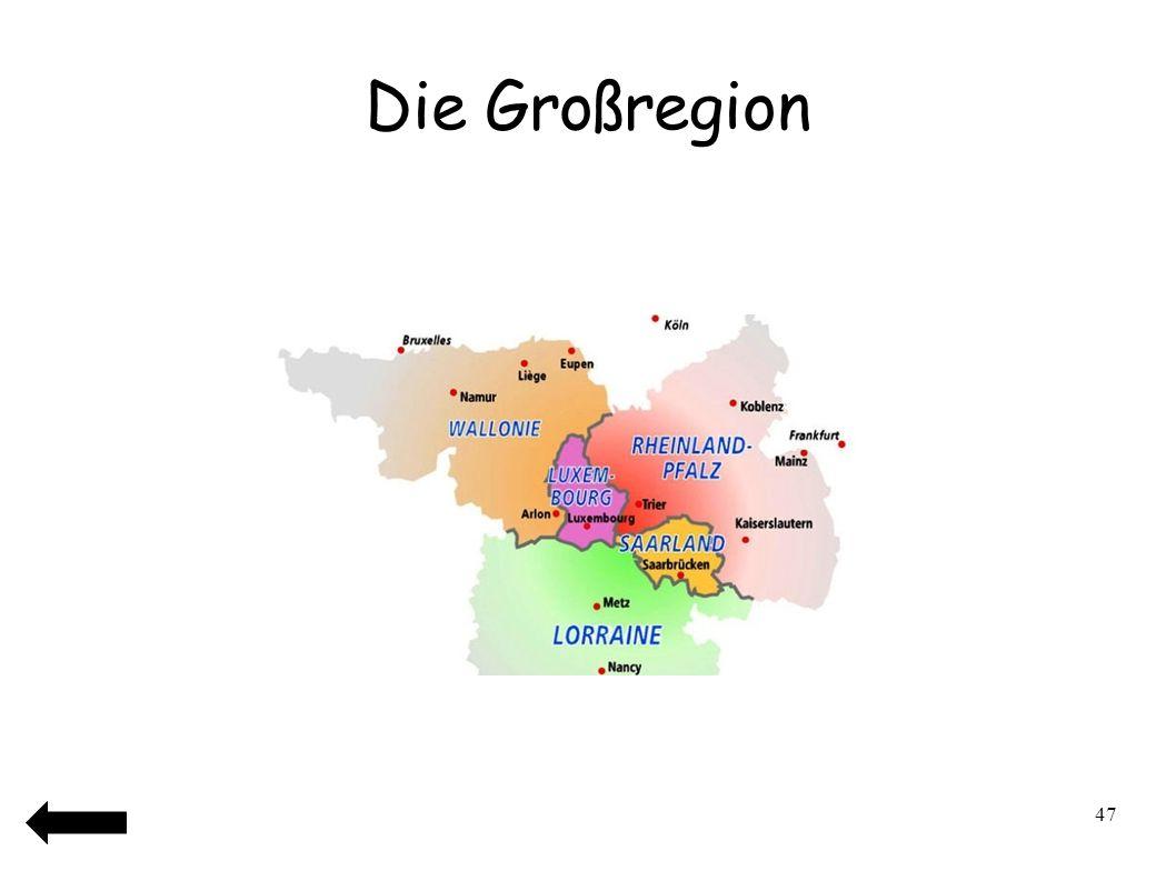 Die Großregion