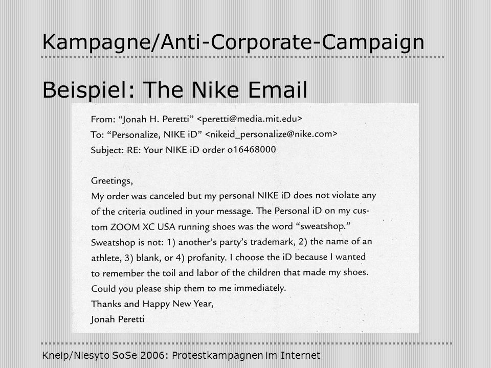 Kampagne/Anti-Corporate-Campaign