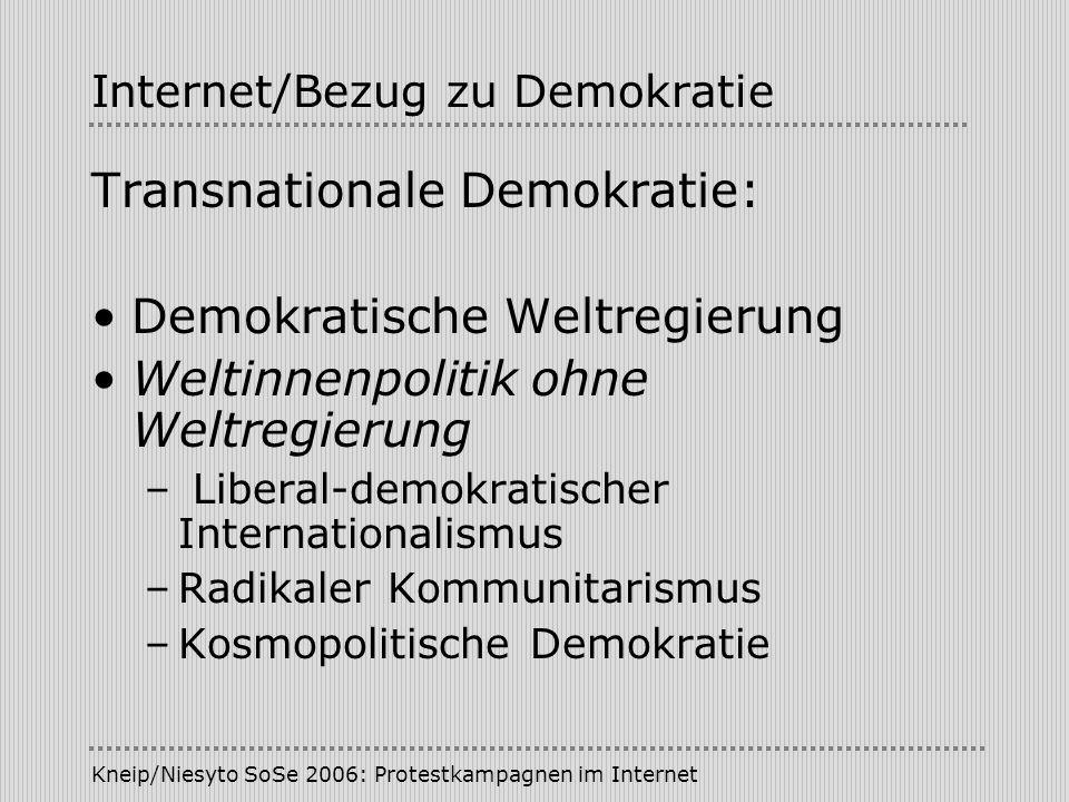 Internet/Bezug zu Demokratie