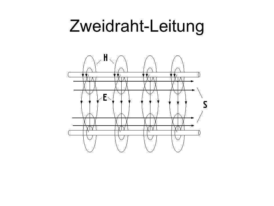 Zweidraht-Leitung