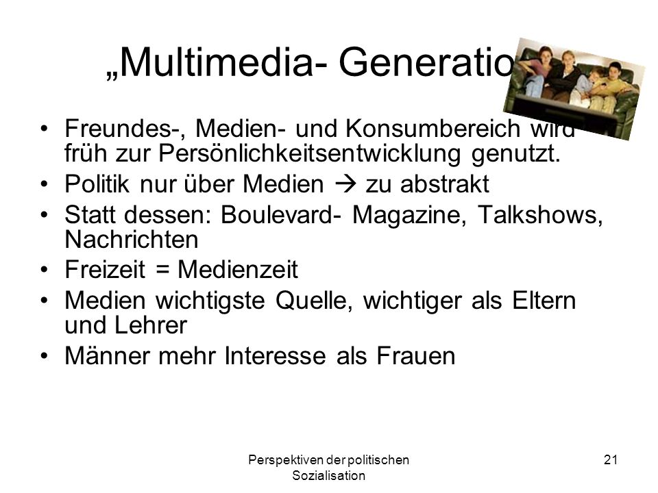 """Multimedia- Generation"