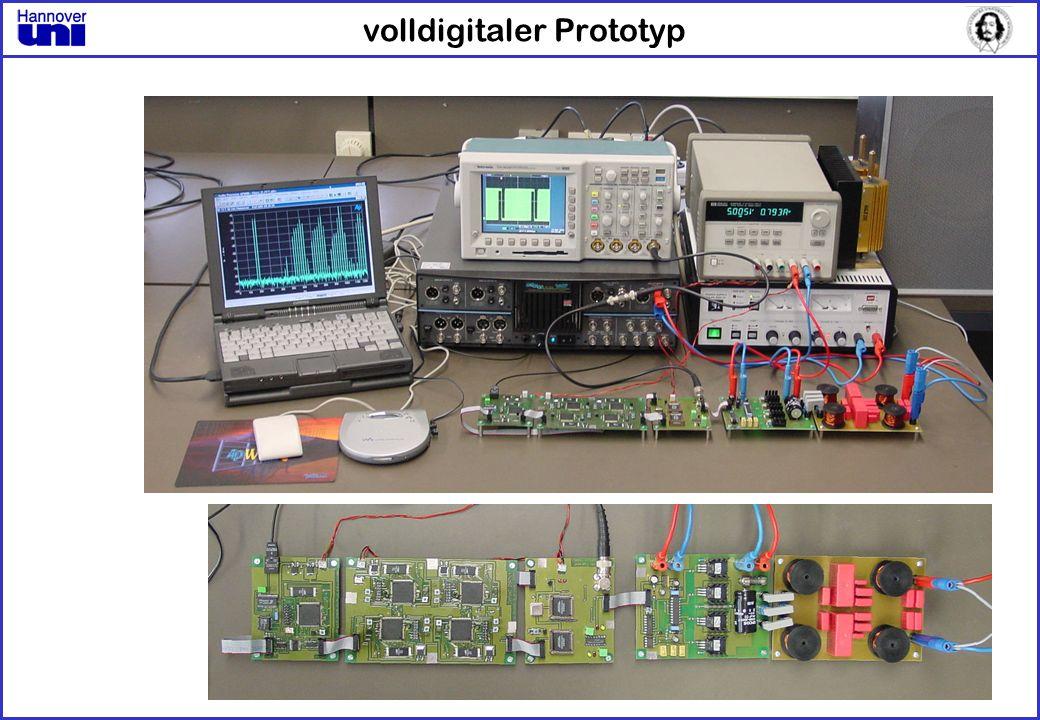 volldigitaler Prototyp