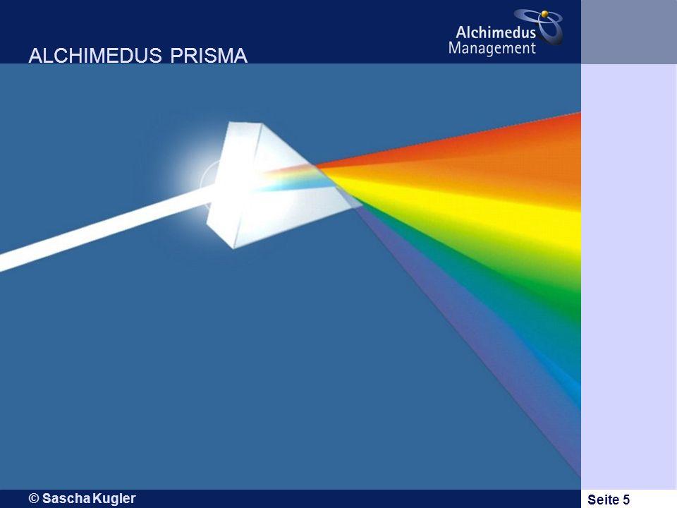 ALCHIMEDUS PRISMA