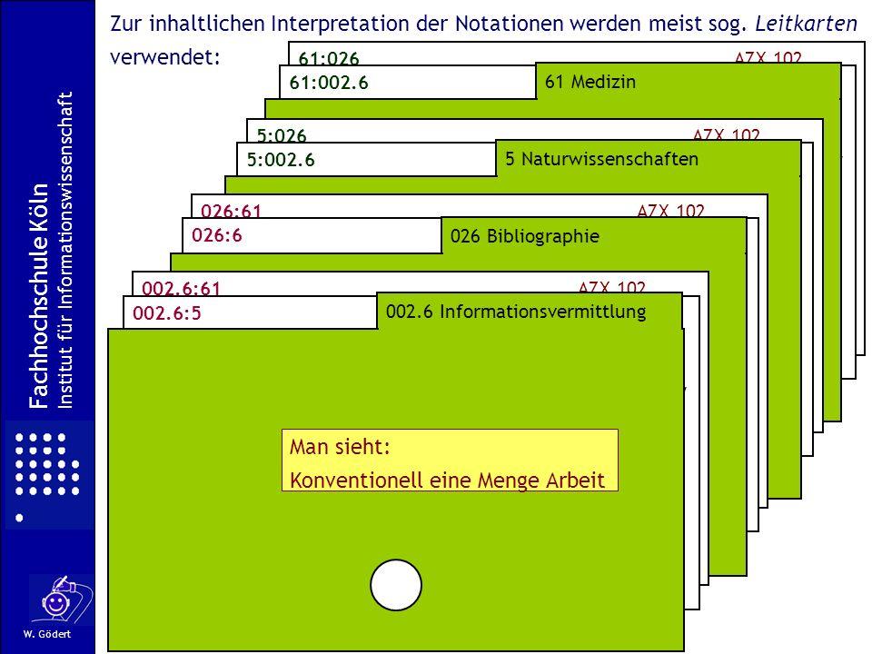 Zur inhaltlichen Interpretation der Notationen werden meist sog