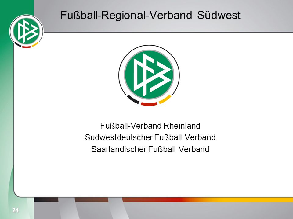 Fußball-Regional-Verband Südwest