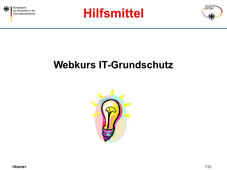 Webkurs IT-Grundschutz