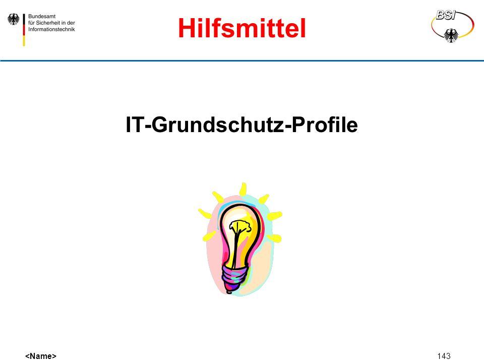IT-Grundschutz-Profile