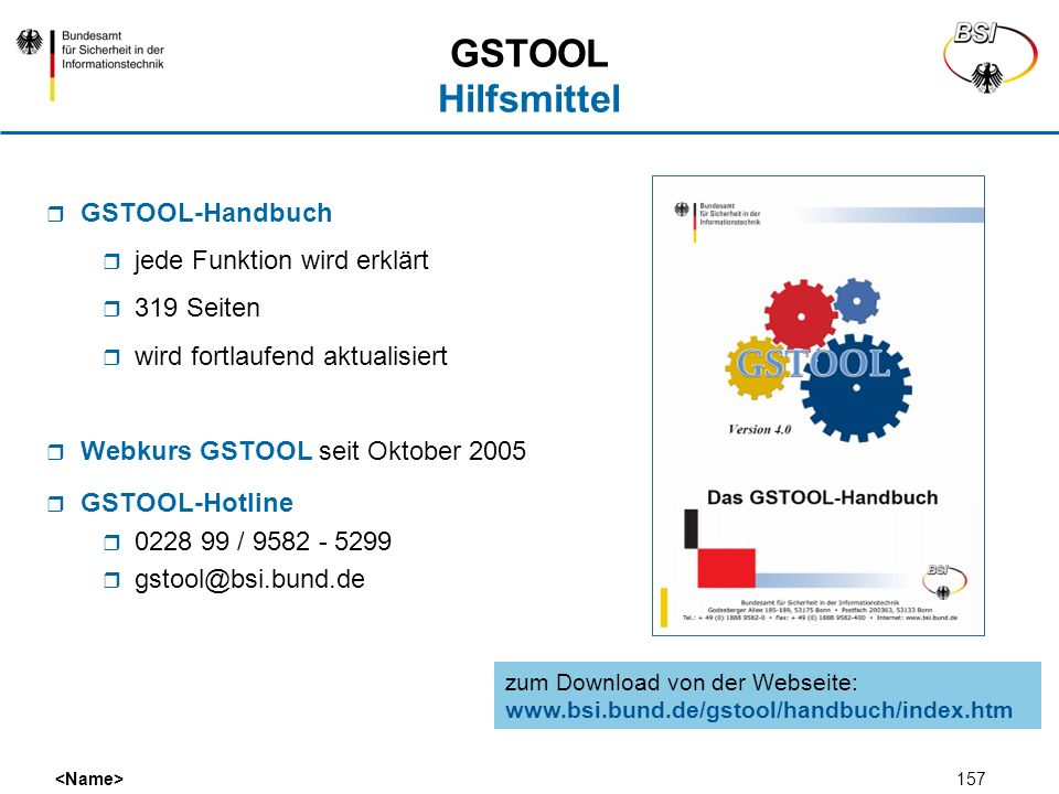 GSTOOL Hilfsmittel GSTOOL-Handbuch jede Funktion wird erklärt