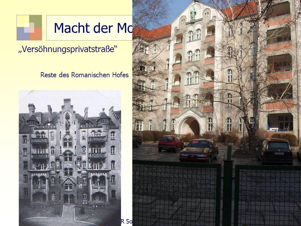Macht der Moderne: Flächensanierung 1963-1980