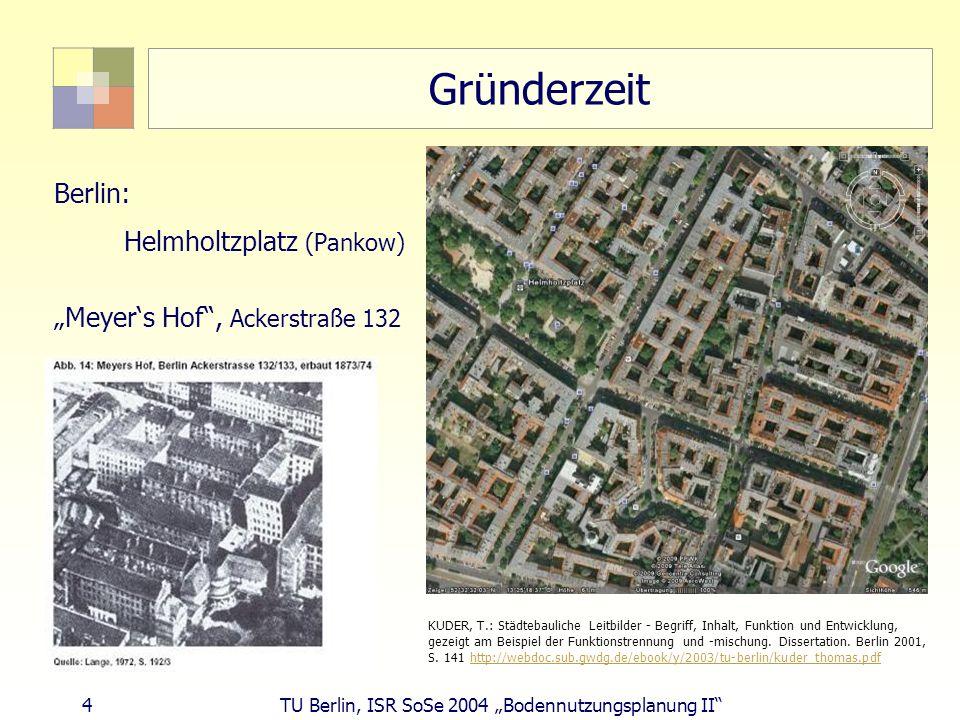 Gründerzeit Berlin: Helmholtzplatz (Pankow)
