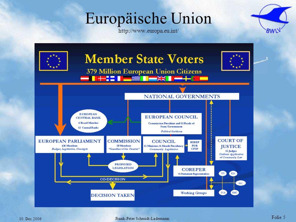 Europäische Union http://www.europa.eu.int/