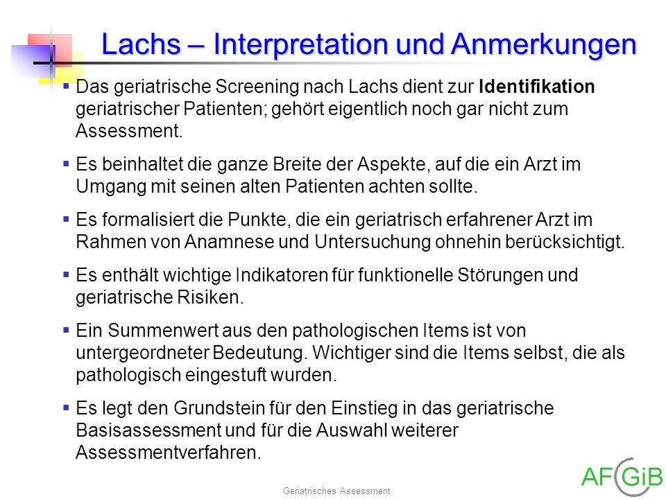 Lachs – Interpretation und Anmerkungen