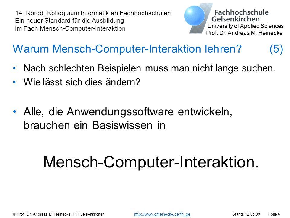 Warum Mensch-Computer-Interaktion lehren (5)