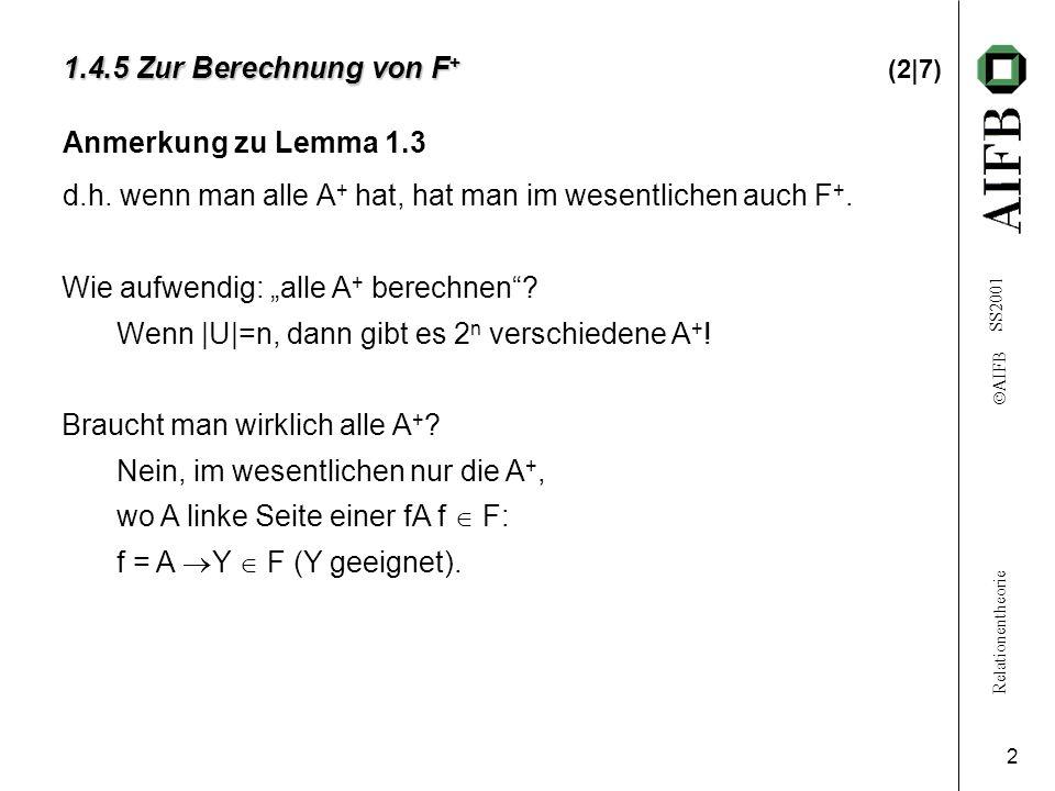 1.4.5 Zur Berechnung von F+ (2|7)