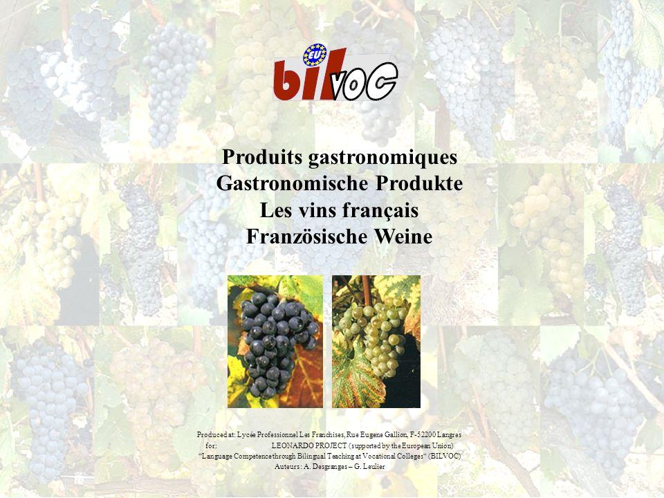 Gastronomische Produkte