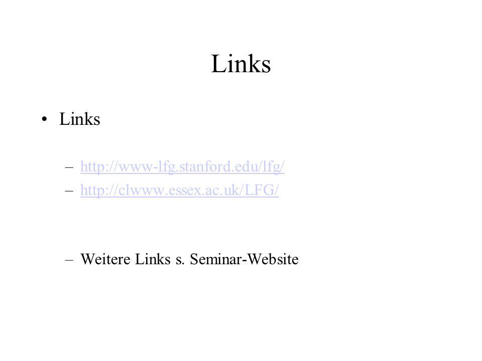 Links Links http://www-lfg.stanford.edu/lfg/