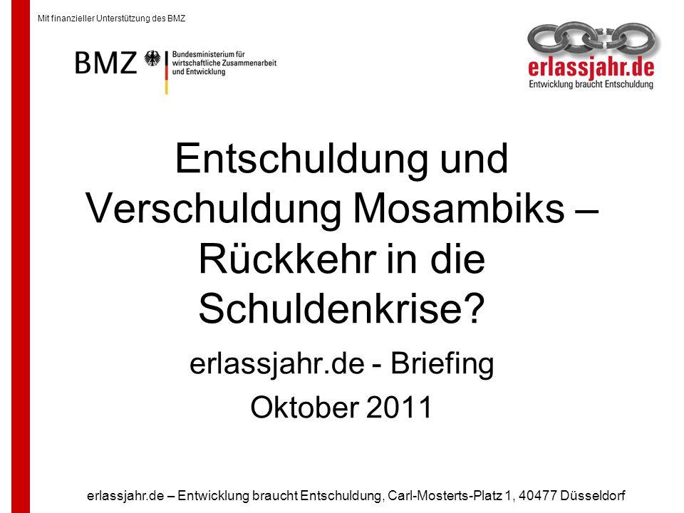 erlassjahr.de - Briefing Oktober 2011