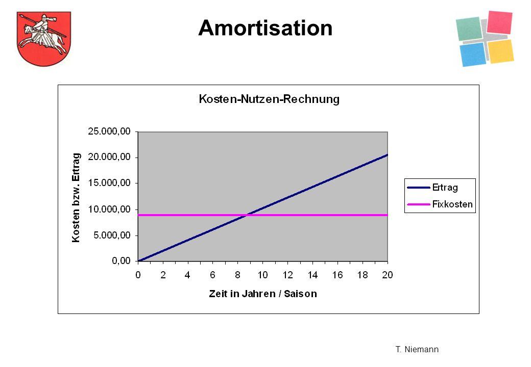 Amortisation T. Niemann