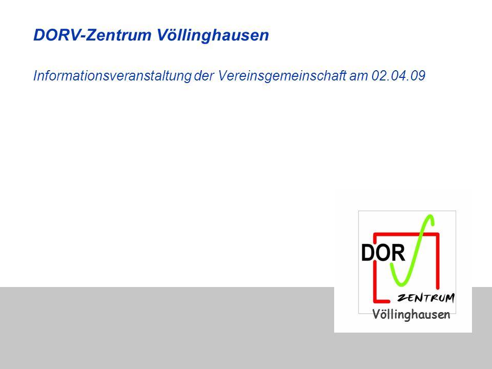 DORV-Zentrum Völlinghausen