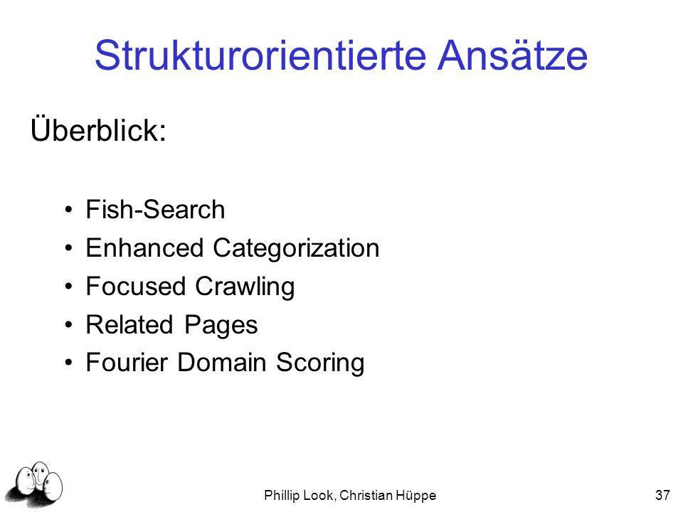 Strukturorientierte Ansätze