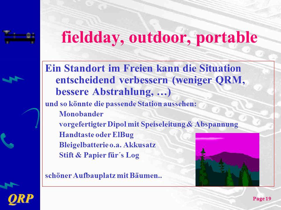 fieldday, outdoor, portable