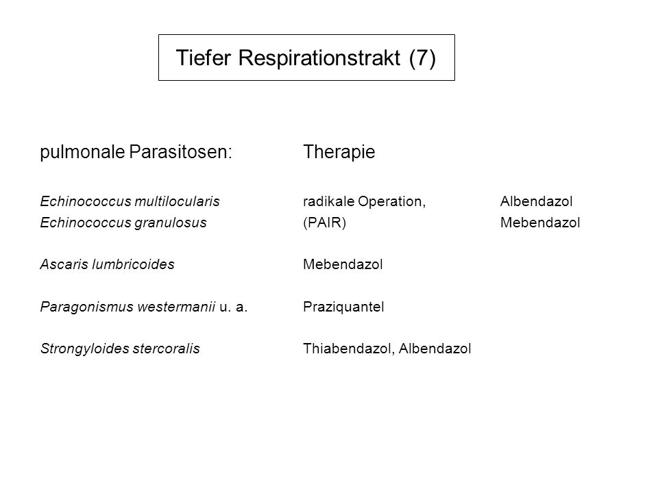 Tiefer Respirationstrakt (7)