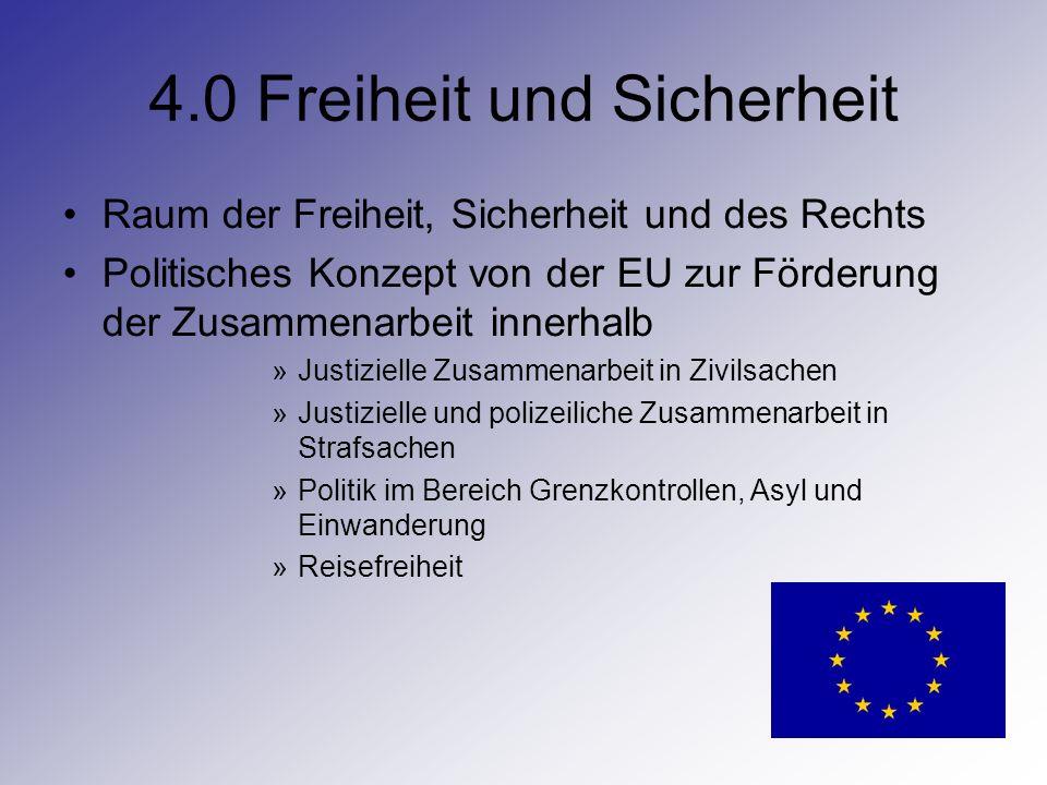 4.0 Freiheit und Sicherheit