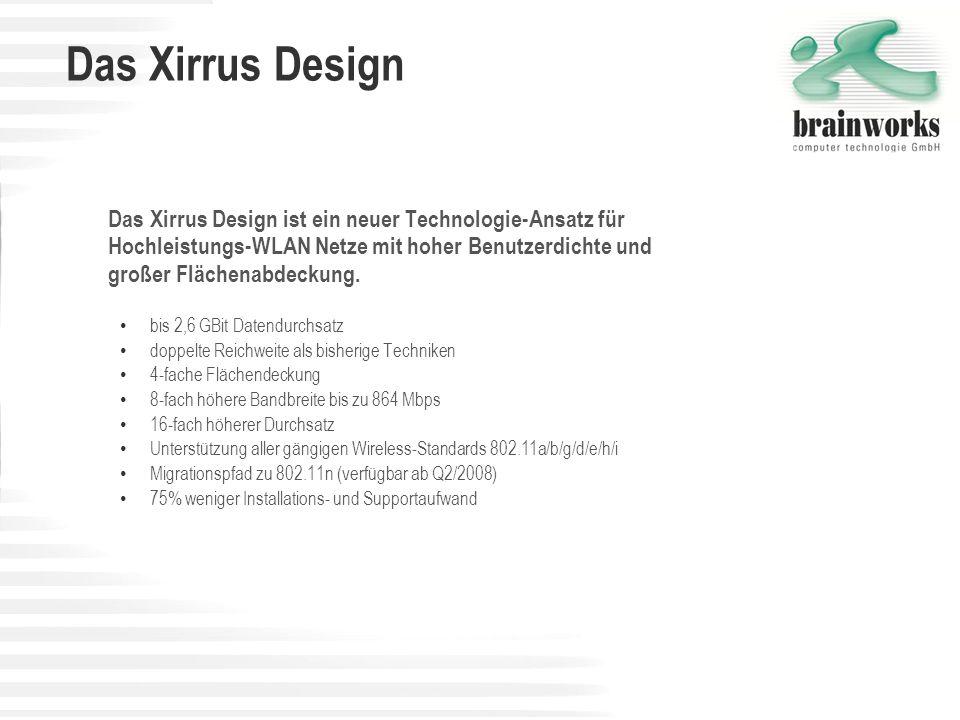 Das Xirrus Design