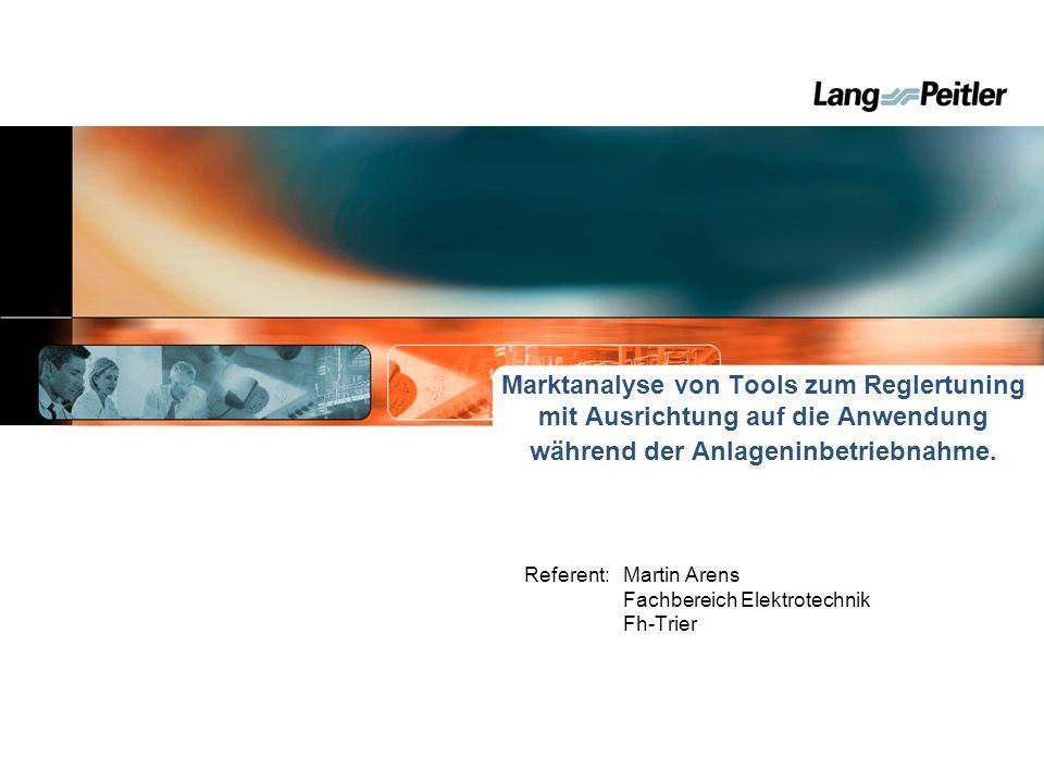 Referent: Martin Arens Fachbereich Elektrotechnik Fh-Trier