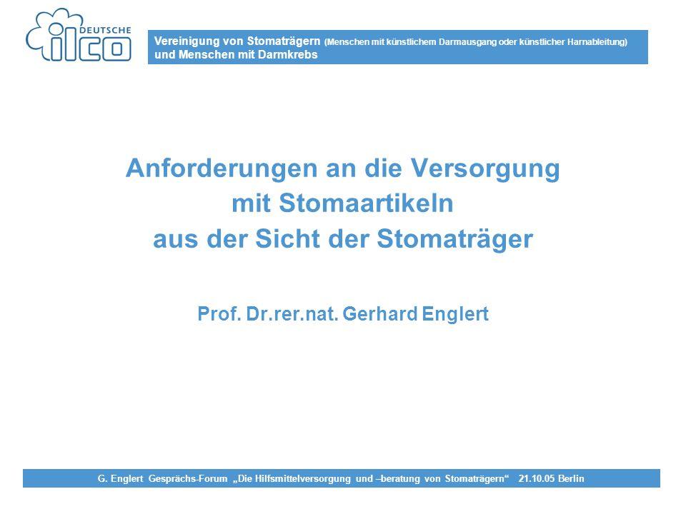 Prof. Dr.rer.nat. Gerhard Englert