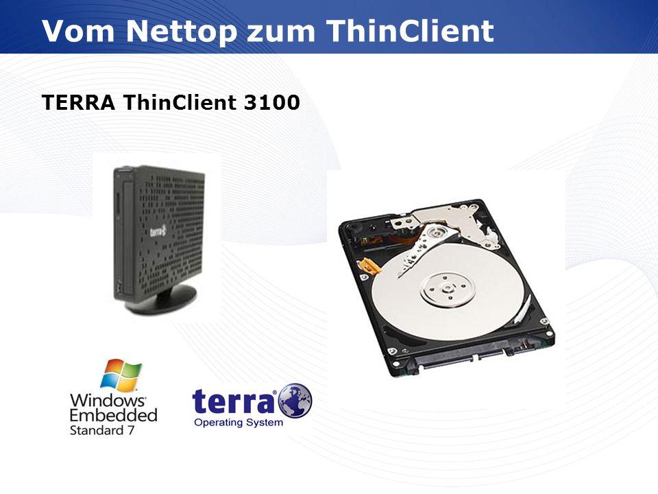 Vom Nettop zum ThinClient