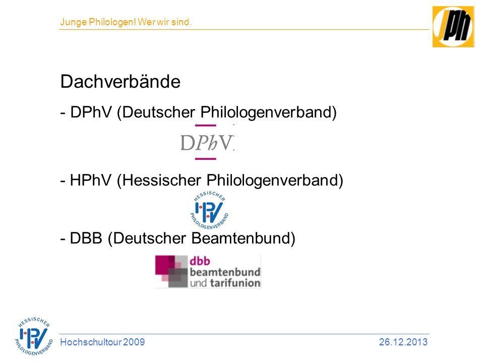 Dachverbände DPhV (Deutscher Philologenverband)
