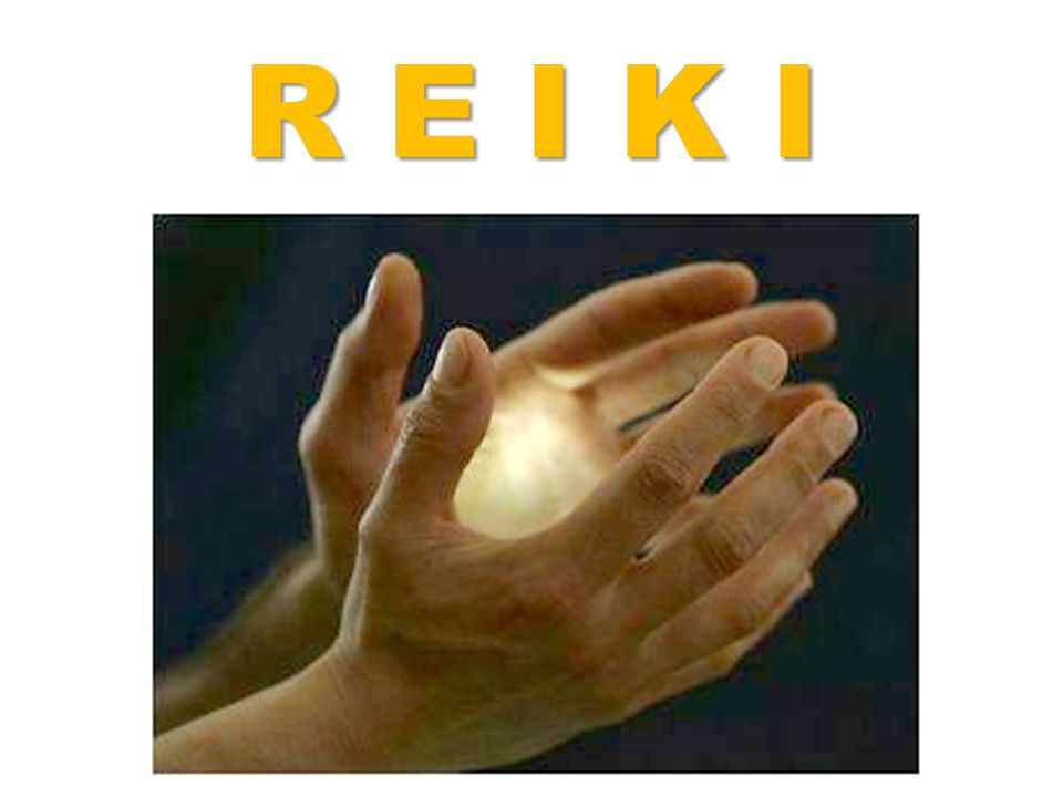 R E I K I Energie übers Kronenchakra aufnehmen