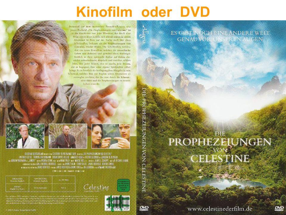Kinofilm oder DVD ~ Prophezeiungen von Celestine