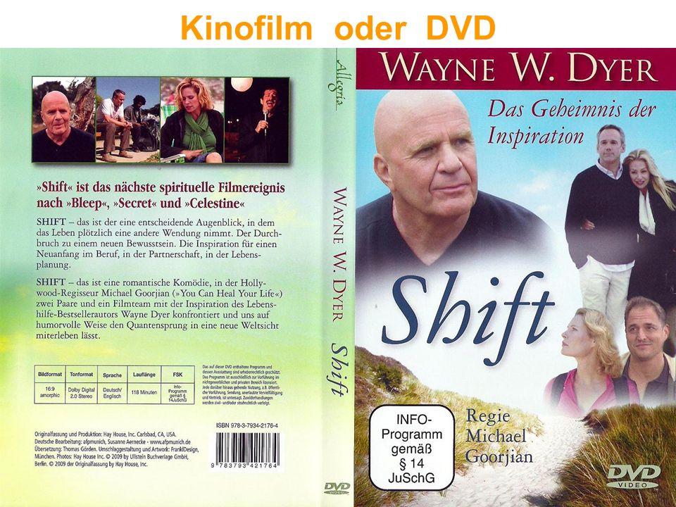 Kinofilm oder DVD ~ Shift – Das Geheimnis der Inspiration