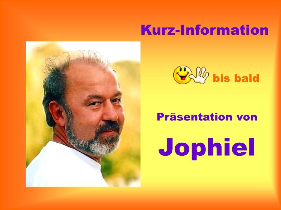 Präsentation von Jophiel