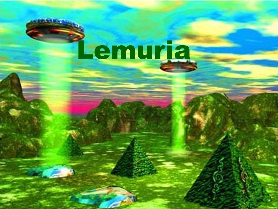Lemuria Lemuria = viel älter als Atlantis