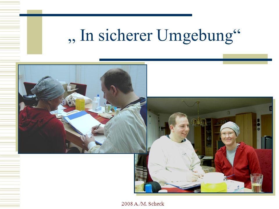 """"""" In sicherer Umgebung"""