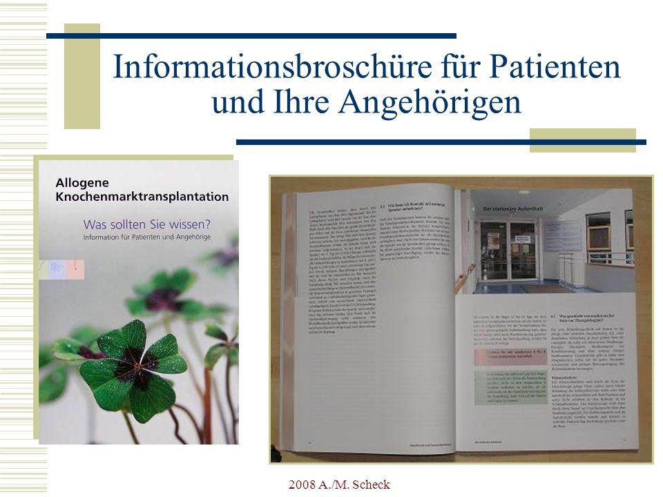 Informationsbroschüre für Patienten und Ihre Angehörigen