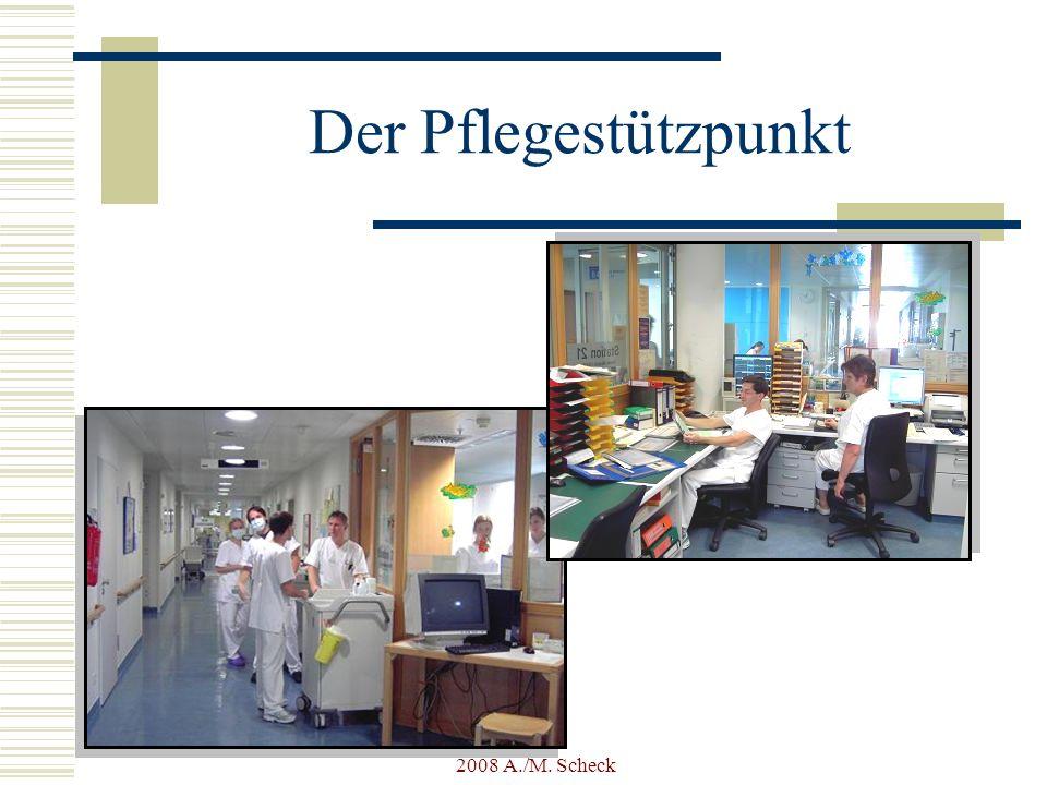 Der Pflegestützpunkt 2008 A./M. Scheck