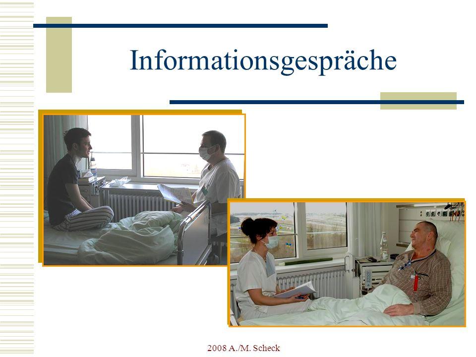 Informationsgespräche