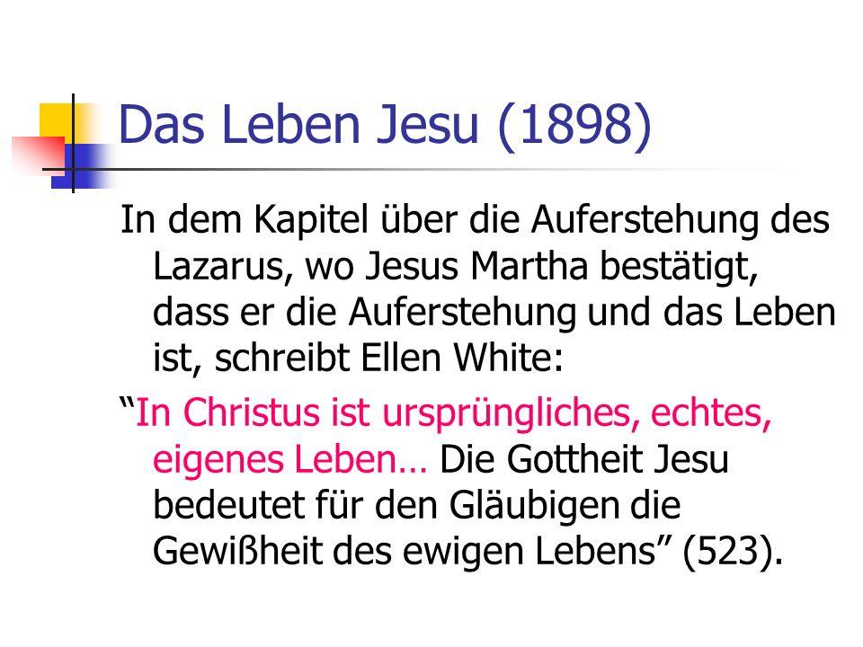 Das Leben Jesu (1898)