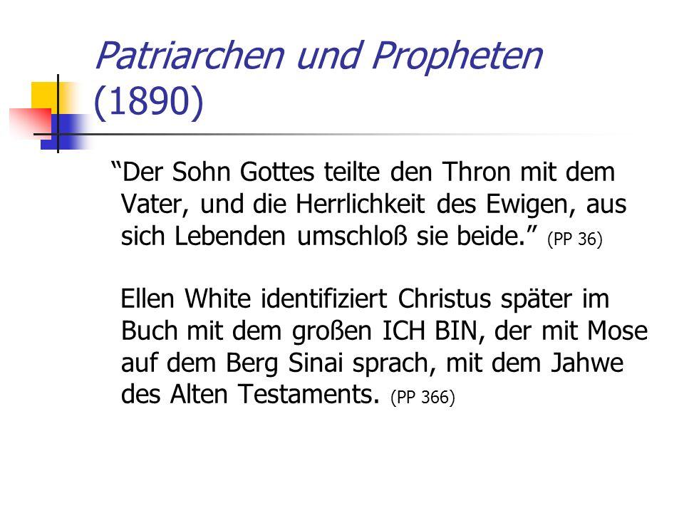 Patriarchen und Propheten (1890)