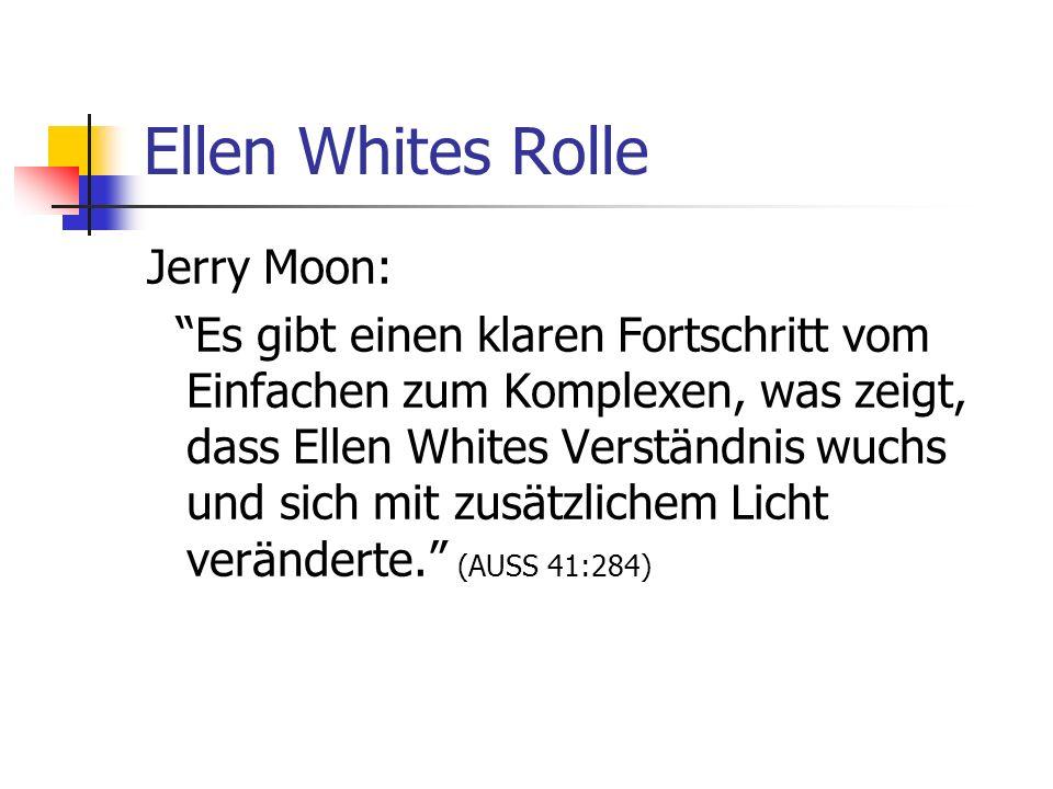 Ellen Whites Rolle Jerry Moon: