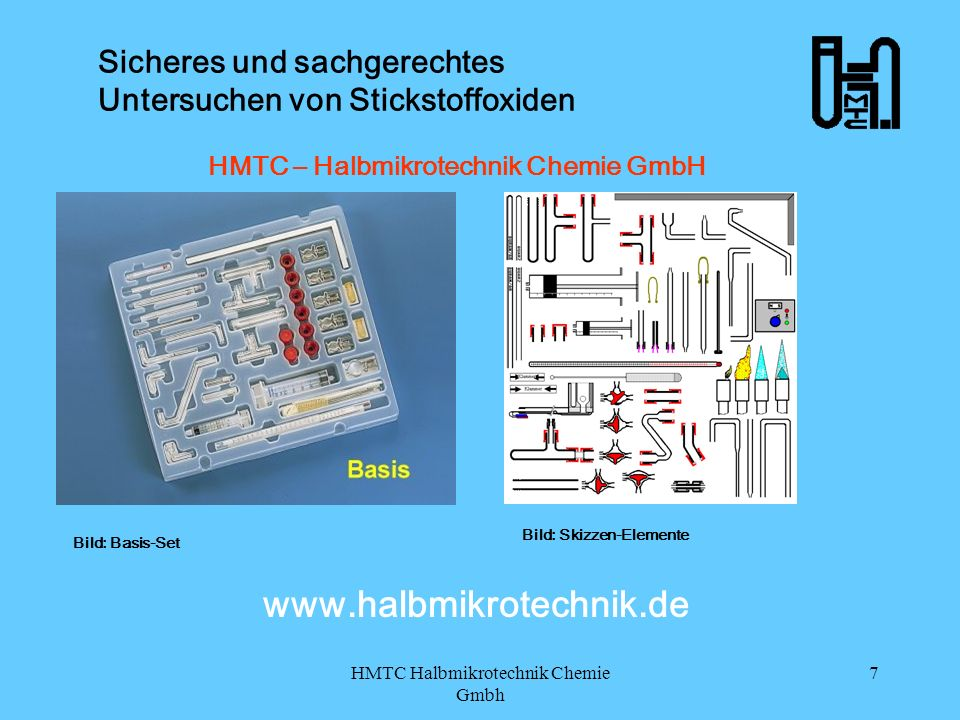 HMTC – Halbmikrotechnik Chemie GmbH