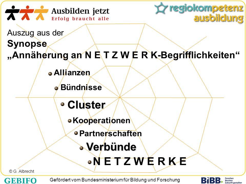 """""""Annäherung an N E T Z W E R K-Begrifflichkeiten"""