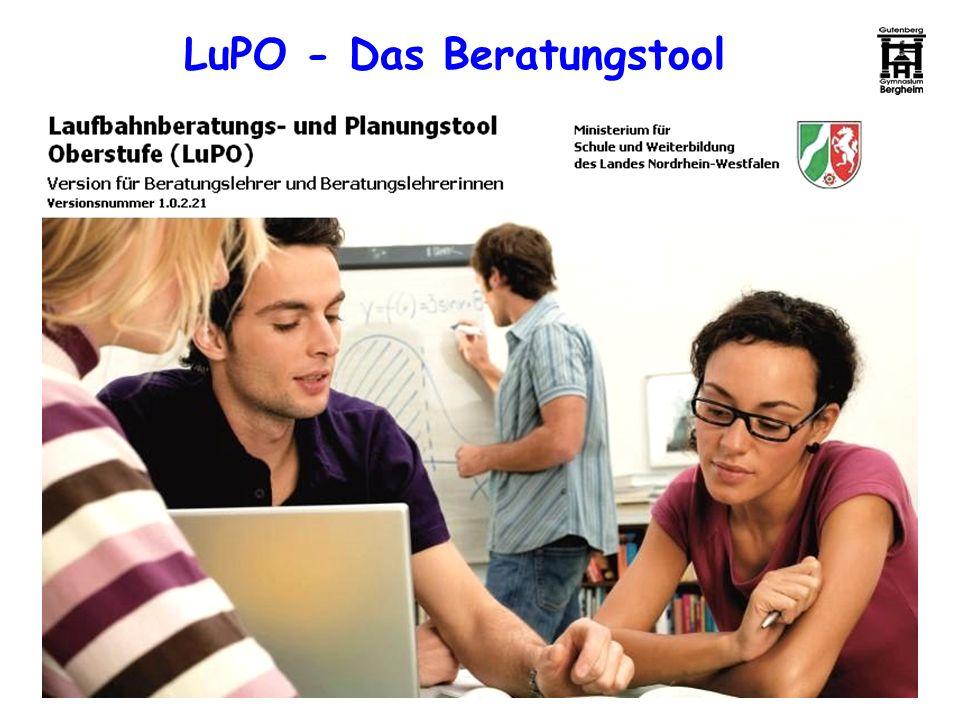 LuPO - Das Beratungstool