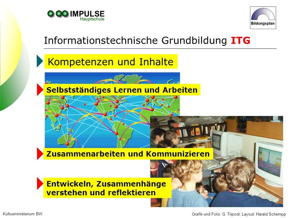 Informationstechnische Grundbildung ITG