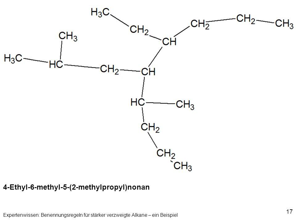 4-Ethyl-6-methyl-5-(2-methylpropyl)nonan