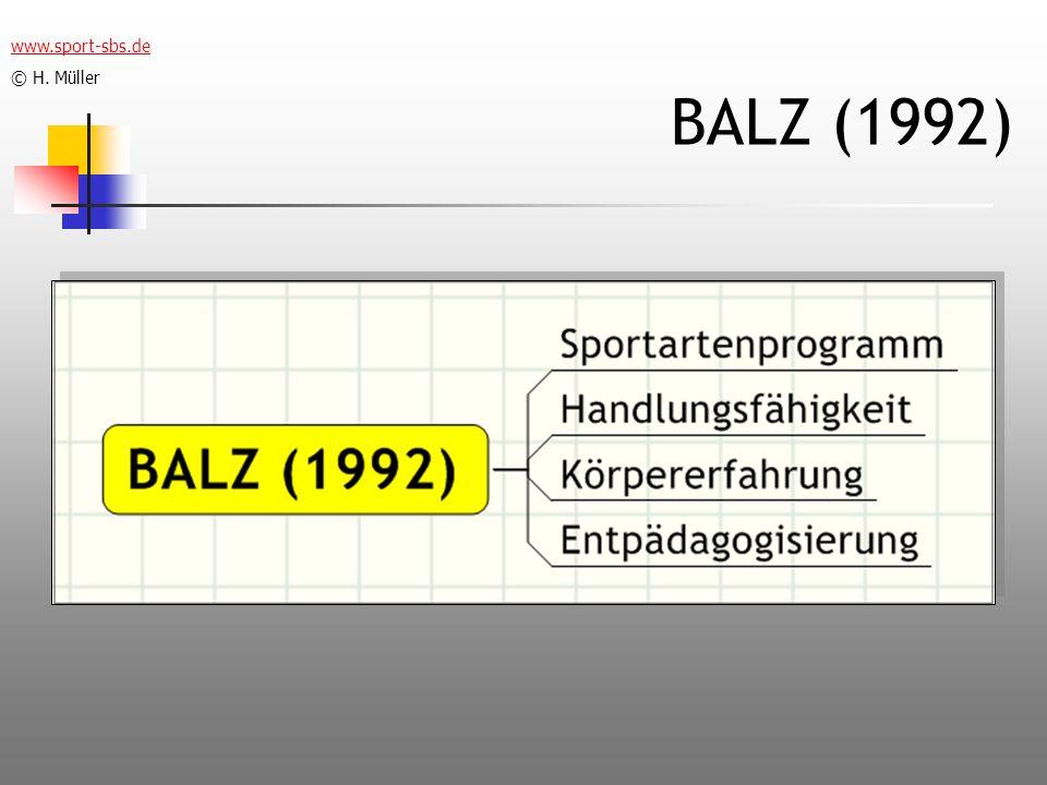 www.sport-sbs.de © H. Müller BALZ (1992)